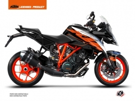 Kit Déco Moto Spring KTM Super Duke 1290 GT Noir Orange