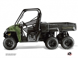 Kit Déco SSV Squad Polaris Ranger 6x6 Vert