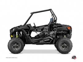 Kit Déco SSV Squad Polaris RZR 900 Noir Gris