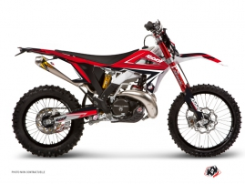 Kit Déco Moto Cross Stage GASGAS 125 EC Rouge