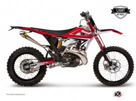 Kit Déco Moto Cross Stage Gasgas 250 EC F Rouge LIGHT