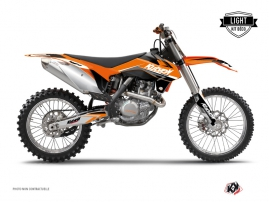 Kit Déco Moto Cross Stage KTM 250 SX Orange LIGHT