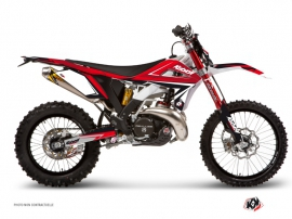 Kit Déco Moto Cross Stage GASGAS 300 ECF Rouge