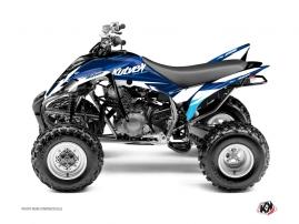 Kit Déco Quad Stage Yamaha 350 Raptor Bleu