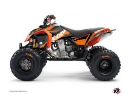Kit Déco Quad Stage KTM 450 - 525 SX Orange