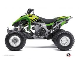 Kit Déco Quad Stage Kawasaki 450 KFX Vert