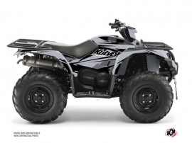 Kit Déco Quad Stage Yamaha 450 Kodiak Gris