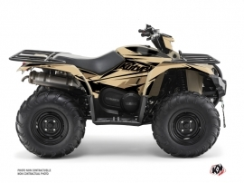 Yamaha 450 Kodiak ATV Stage Graphic Kit Sand