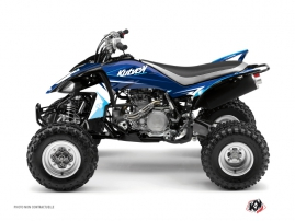 Yamaha 450 YFZ ATV Stage Graphic Kit Blue