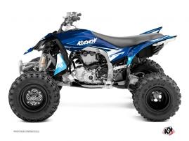 Kit Déco Quad Stage Yamaha 450 YFZ R Bleu