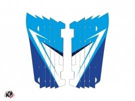 Kit Déco Grilles de radiateur Stage Yamaha 450 YZF 2014-2016 Bleu