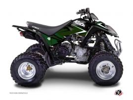 Kit Déco Quad Stage Kymco 50-90 MAXXER Noir Vert