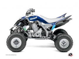Kit Déco Quad Stage Yamaha 700 Raptor Bleu