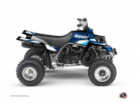 Yamaha Banshee ATV Stage Graphic Kit Blue