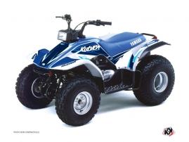 Kit Déco Quad Stage Yamaha Breeze Bleu