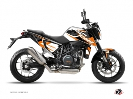 Kit Déco Moto Stage KTM Duke 690 R Orange