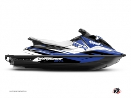 Yamaha EX Jet-Ski Stage Graphic Kit White Blue