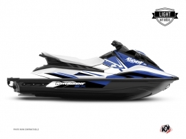 Kit Déco Jet-Ski Stage Yamaha EX Blanc Bleu LIGHT