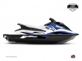 Kit Déco Jet-Ski Stage Yamaha EX Blanc Bleu LIGHT