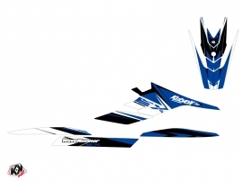 Yamaha EX Jet-Ski Stage Graphic Kit White Blue LIGHT