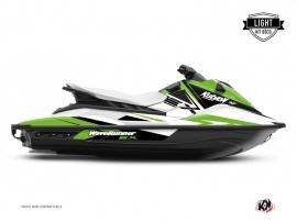 Kit Déco Jet-Ski Stage Yamaha EX Blanc Vert LIGHT