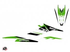 Yamaha EX Jet-Ski Stage Graphic Kit White Green LIGHT