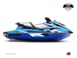 Yamaha GP 1800 Jet-Ski Stage Graphic Kit Blue LIGHT