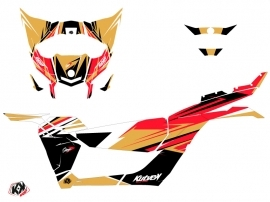 Kit Déco SSV Stage Can Am Maverick X3 Gold