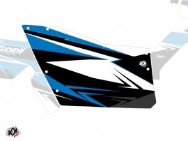 Kit Déco Portes Origine Polaris Stage SSV Polaris RZR 570/800/900 2008-2014 Bleu