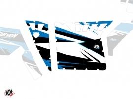 Kit Déco Portes Suicide Pro Armor Stage SSV Polaris RZR 570/800/900 2008-2014 Bleu