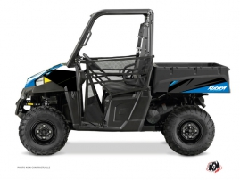 Polaris Ranger 570 UTV Stage Graphic Kit Blue