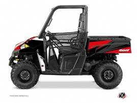 Kit Déco SSV Stage Polaris Ranger 900 Noir Rouge