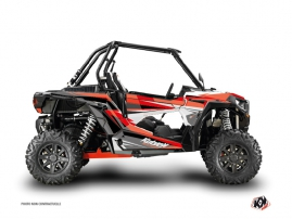 Kit Déco SSV Stage Polaris RZR 1000 Noir Rouge