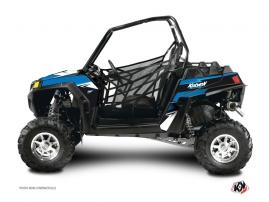 Kit Déco SSV Stage Polaris RZR 570 Bleu