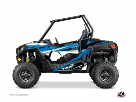 Kit Déco SSV Stage Polaris RZR 900 S Bleu