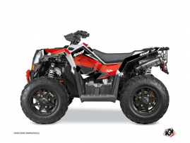 Kit Déco Quad Stage Polaris Scrambler 850-1000 XP Rouge