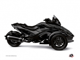 Kit Déco Hybride Stage Can Am Spyder RT Limited Noir Gris