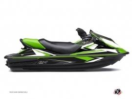 Kit Déco Jet Ski Stage Kawasaki STX 15F Vert