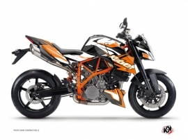 Kit Déco Moto Stage KTM Duke 990 R Orange