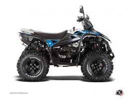 TGB Target ATV Stage Graphic Kit Blue Black