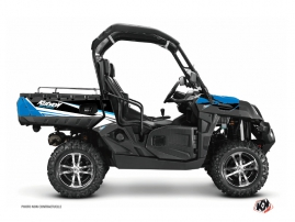 CF Moto U Force 800 UTV Stage Graphic Kit Blue