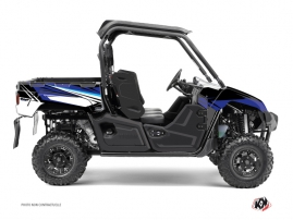 Yamaha Viking UTV Stage Graphic Kit Blue