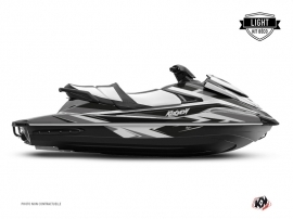 Kit Déco Jet-Ski Stage Yamaha VX Noir Gris LIGHT