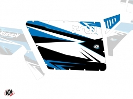 Graphic Kit Doors Standard XRW Stage UTV Polaris RZR 570/800/900 2008-2014 Blue