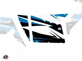 Kit Déco Portes Suicide XRW Stage SSV Polaris RZR 570/800/900 2008-2014 Bleu