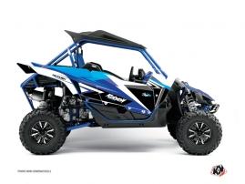 Kit Déco SSV Stage Yamaha YXZ 1000 R Bleu