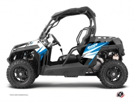 Kit Déco SSV Stage CF Moto Z Force 800 Bleu