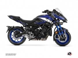 Kit Déco Moto Steel Yamaha NIKEN Bleu