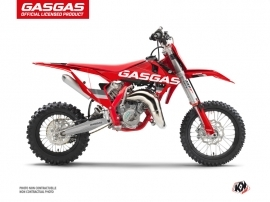 GASGAS MC 65 Dirt Bike Stella Graphic Kit Black