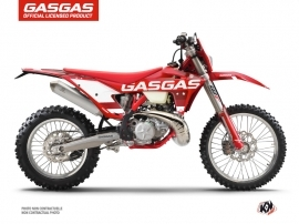 GASGAS ECF Dirt Bike Stella Graphic Kit Red